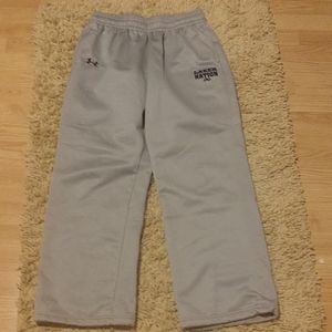 Under Armour gray sweatpants